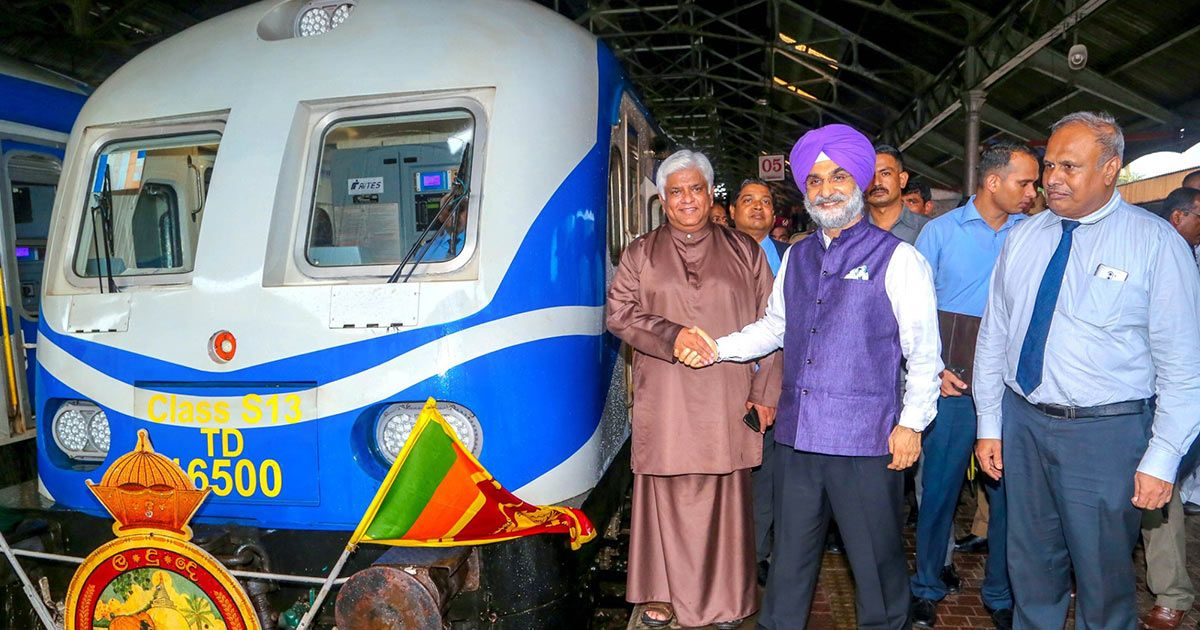 Southern Intercity-Express Train Launched