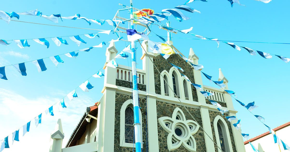 Train Schedule for Annual Feast of the National Shrine of Our Lady of Matara