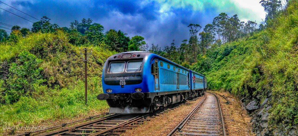 Podi Menike Express Train Schedule Changes