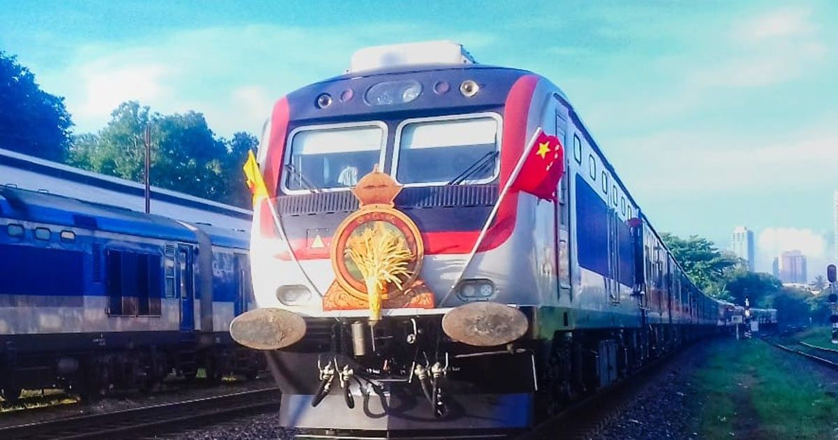 "New Badulla Train ""Denuwara Menike"" Commenced"