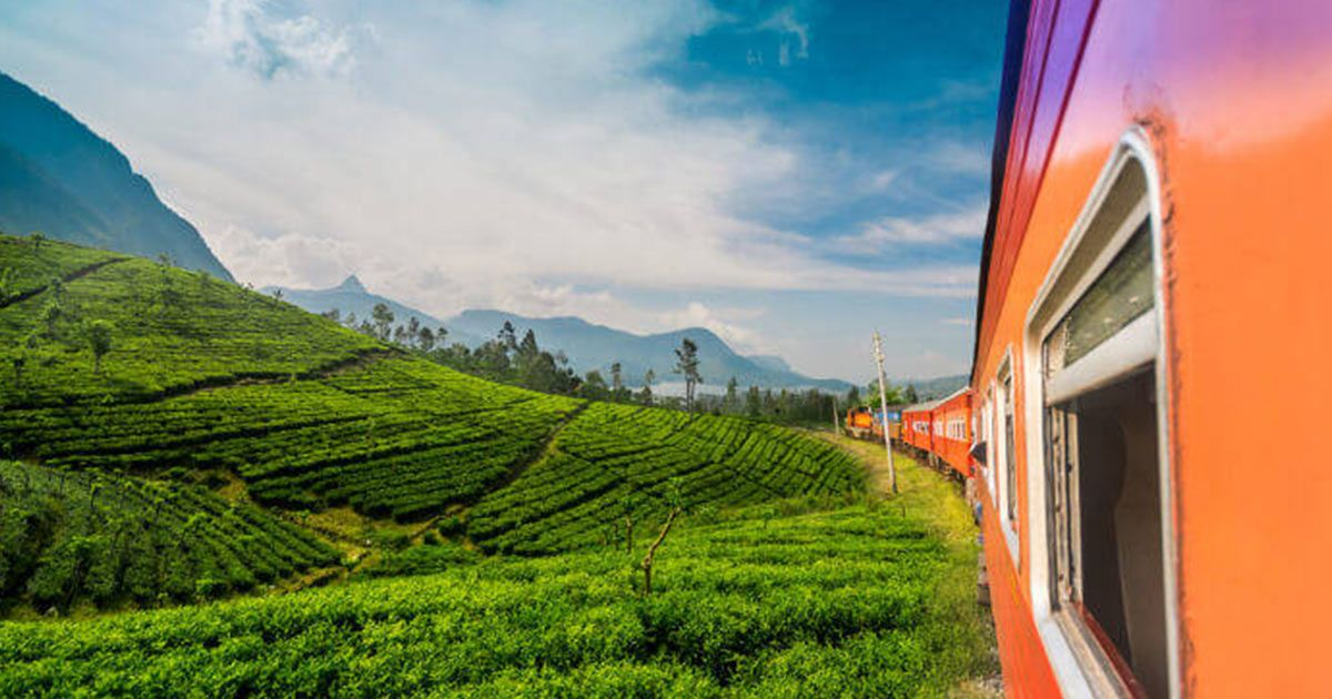 Upcountry Line Timetable Changes - June 2020