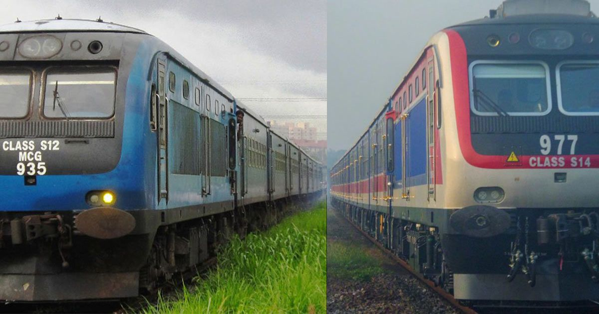 Denuwara Menike and KKS Intercity Trains to Run on Weekends