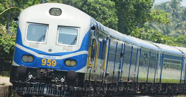 Polonnaruwa Intercity Express Train Will Operate from Tomorrow
