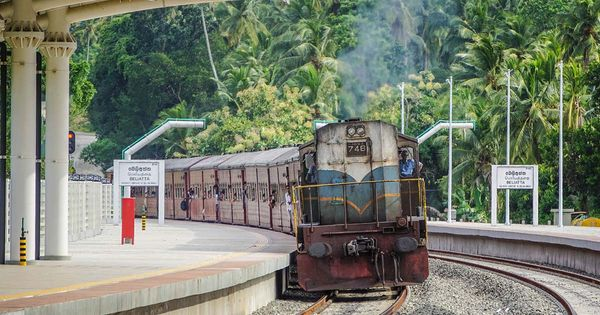 Rajarata Rejini Train Departure Time from Colombo Changed