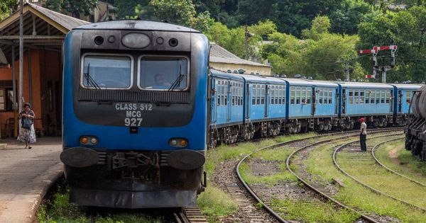 Kandy Office Express Train